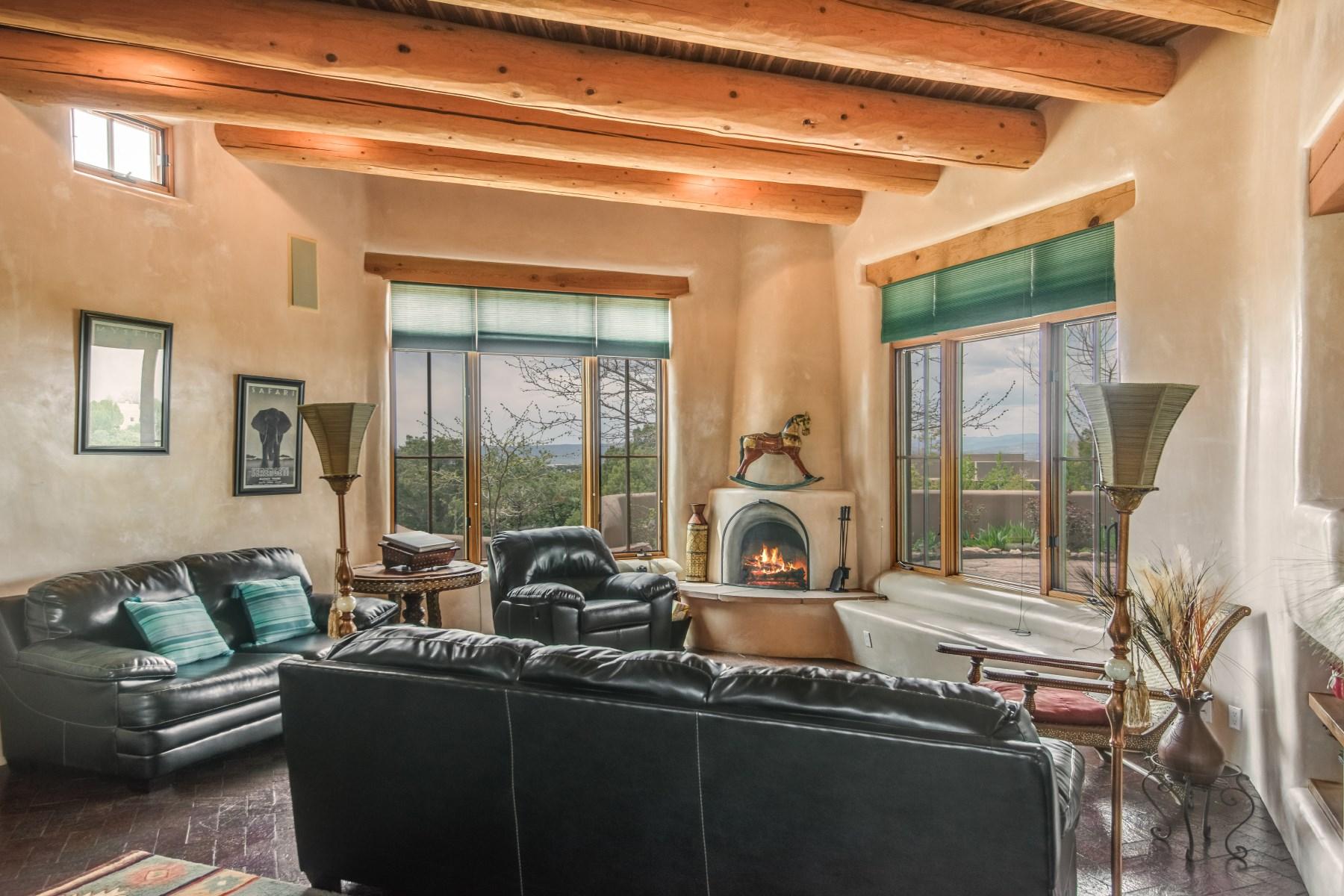 Maison unifamiliale pour l Vente à 83 Estates Drive Las Campanas & Los Santeros, Santa Fe, New Mexico 87506 États-Unis