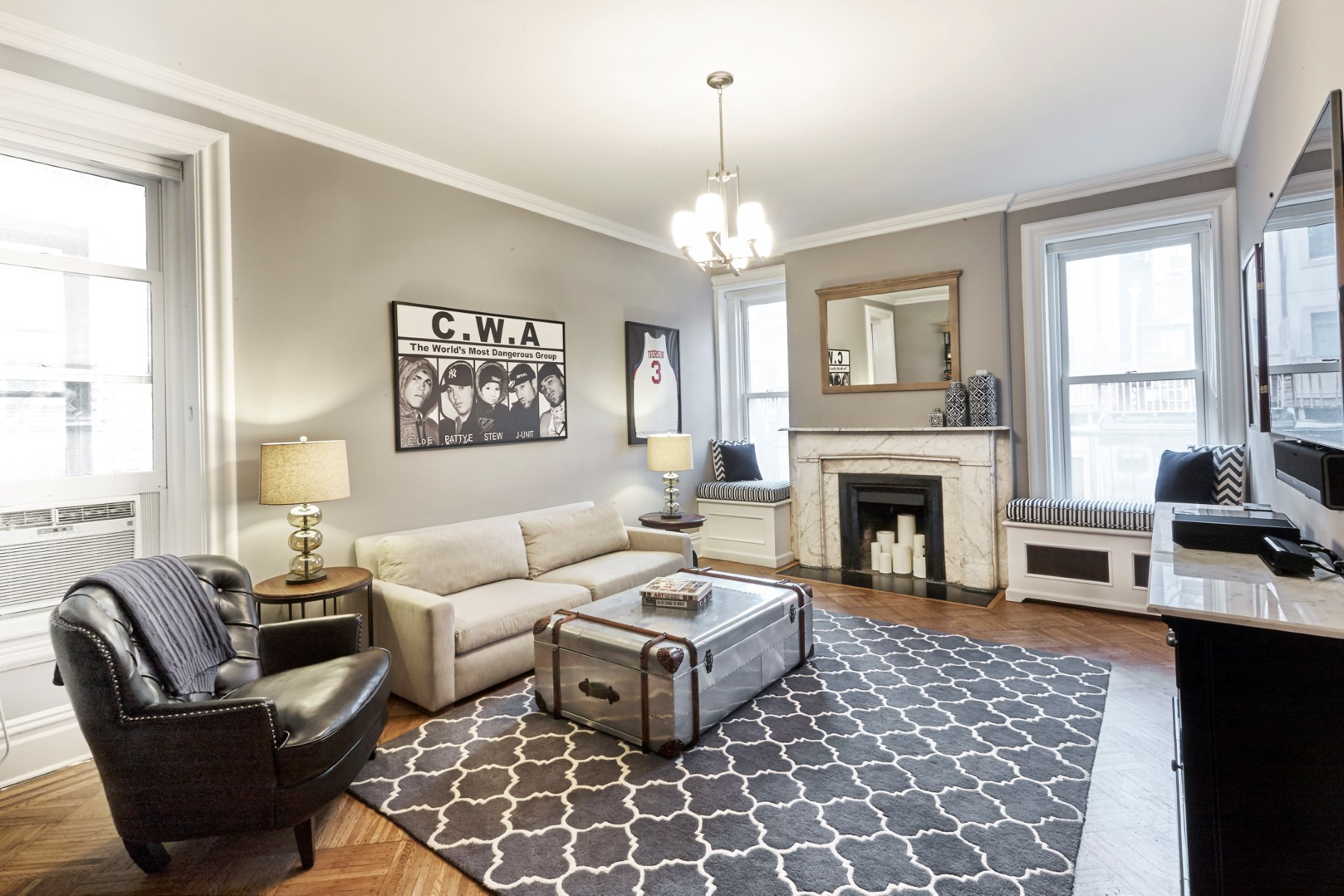 sales property at 1 Bedroom in Greenwich Village