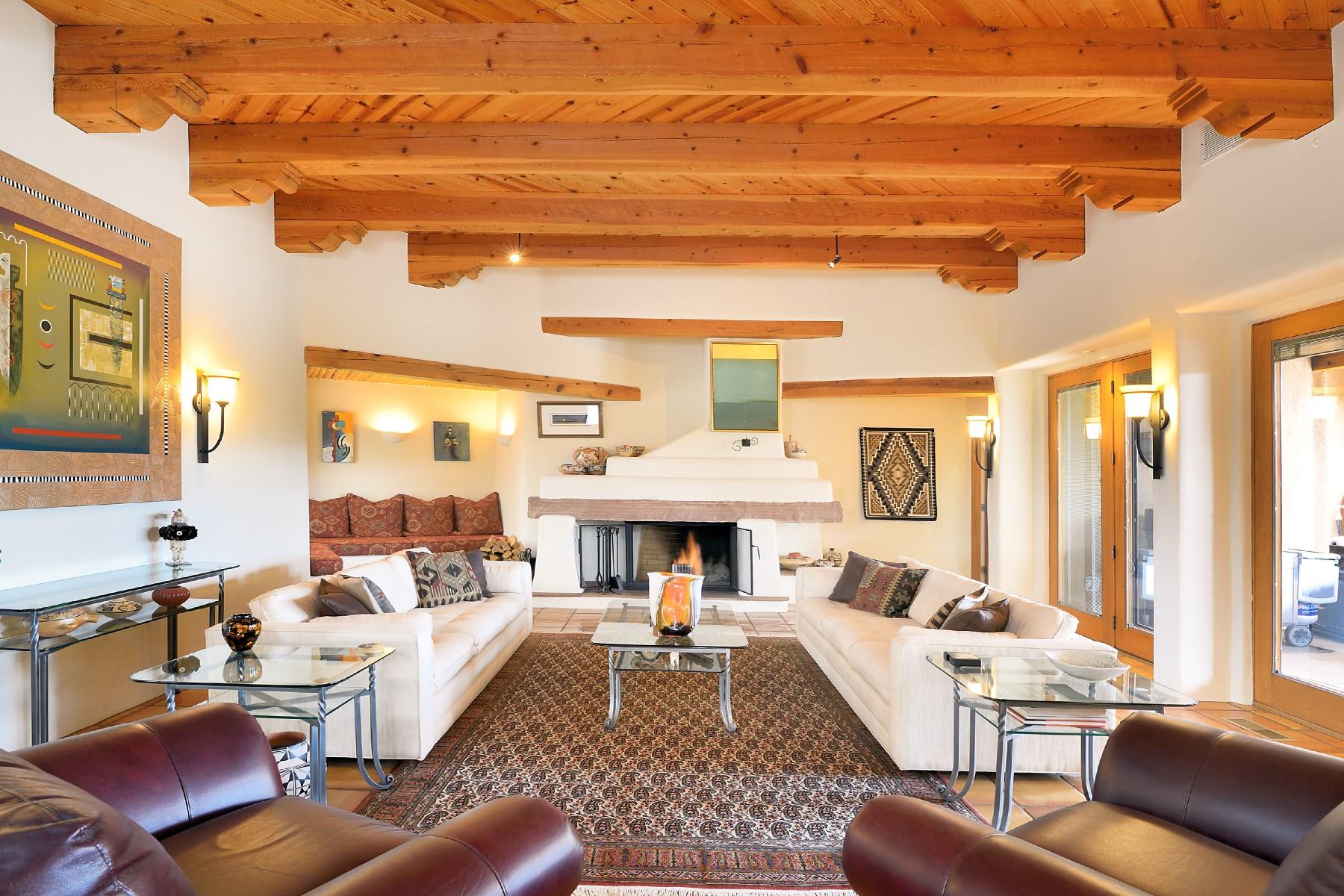 Single Family Home for Sale at 1353 Tano Ridge Santa Fe City Northwest, Santa Fe, New Mexico 87506 United States