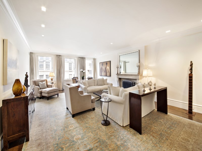 Co-op for Sale at Pre-War Park Avenue Perfection 1100 Park Avenue Apt 15c Upper East Side, New York, New York 10128 United States