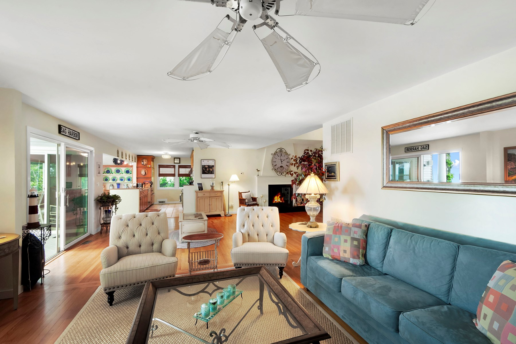 Property Of Waterfront in Sag Harbor