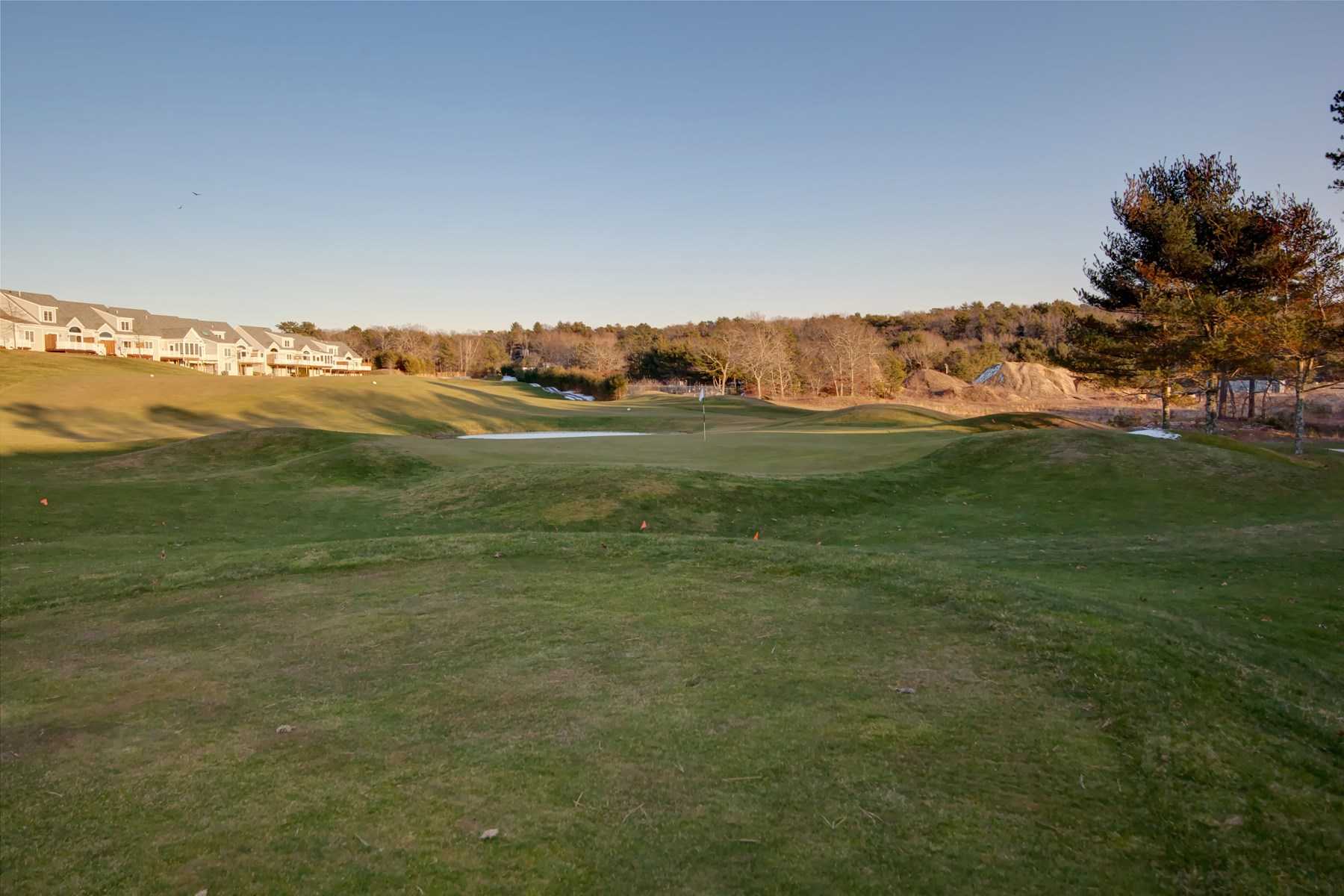 Condominium for Sale at Breathtaking Golf Course Views 1 Blue Meadow Court Bourne, Massachusetts, 02532 United States