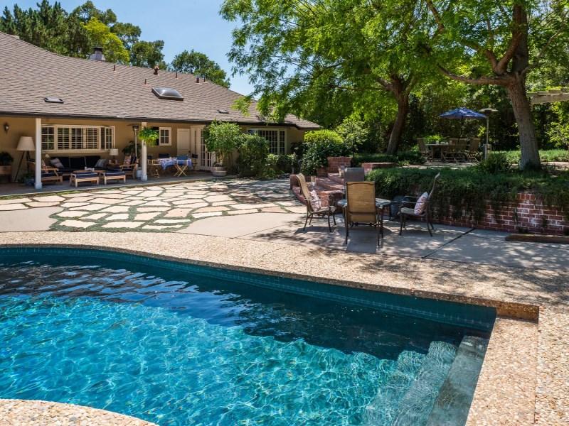 一戸建て のために 売買 アット Peaceful Montecito Retreat 1864 East Valley Road Montecito - Upper Village, Montecito, カリフォルニア 93108 アメリカ合衆国