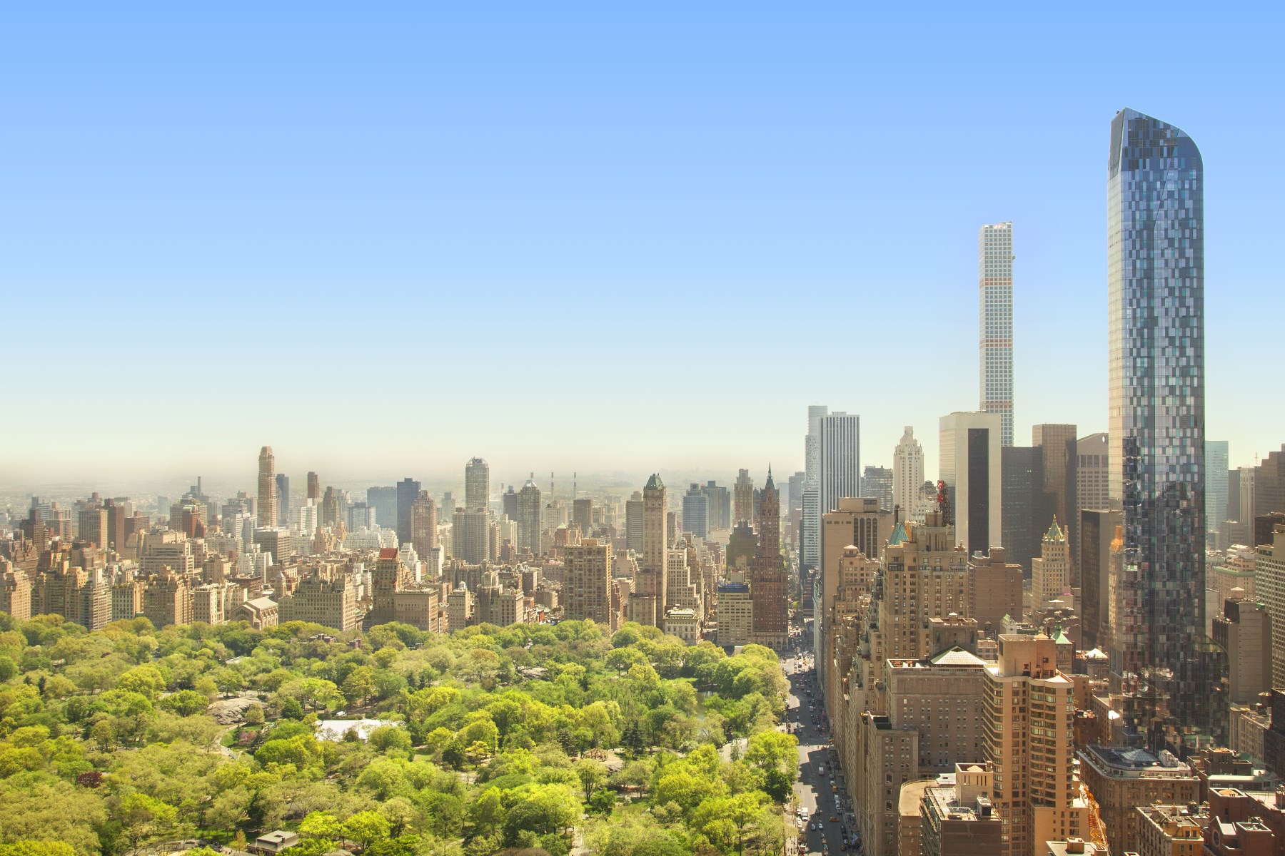 Condominium for Rent at 80 Columbus Circle, 67D New York, New York 10023 United States