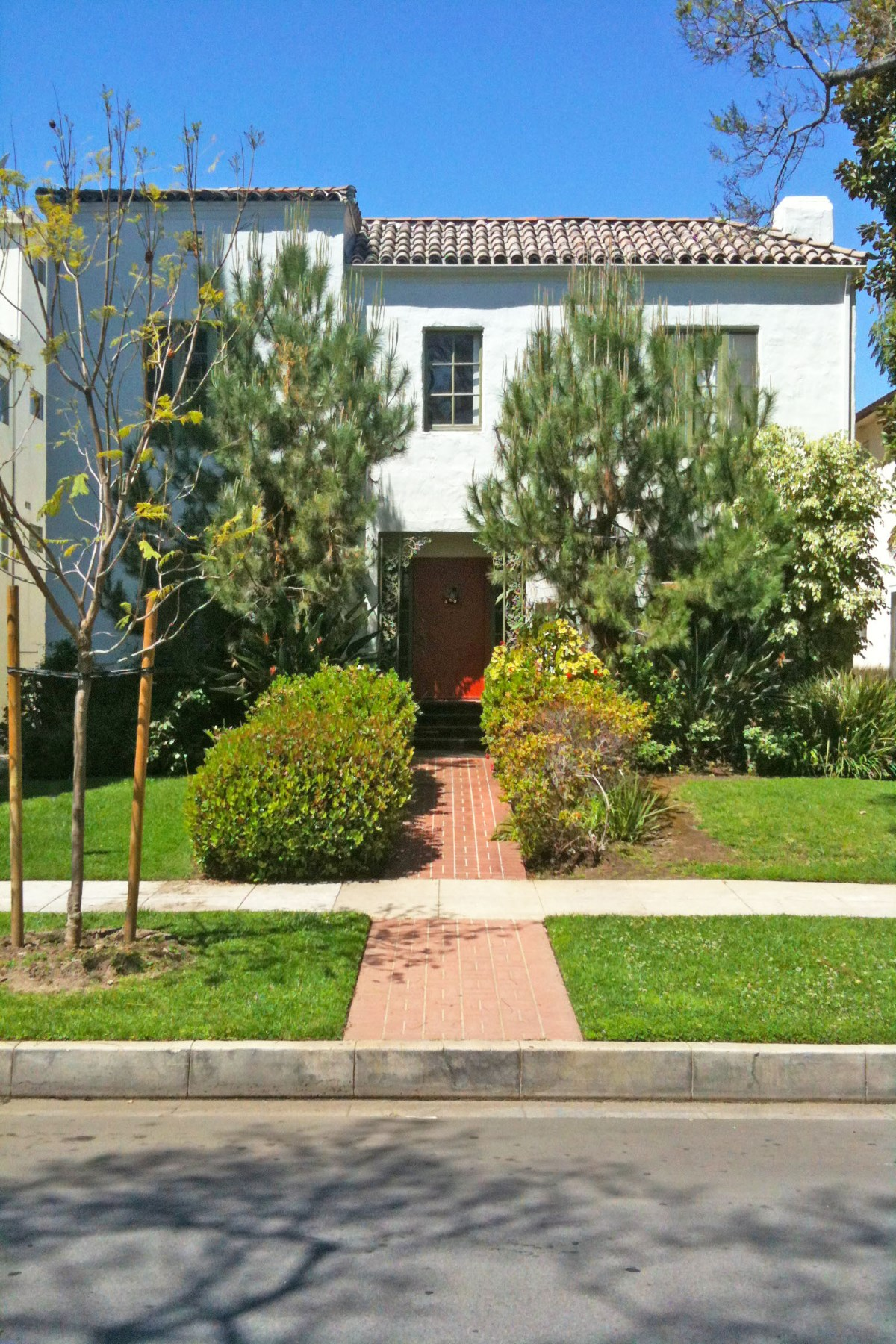 rentals property at OLD WORLD CHARM IN PRIME BEVERLY HILLS