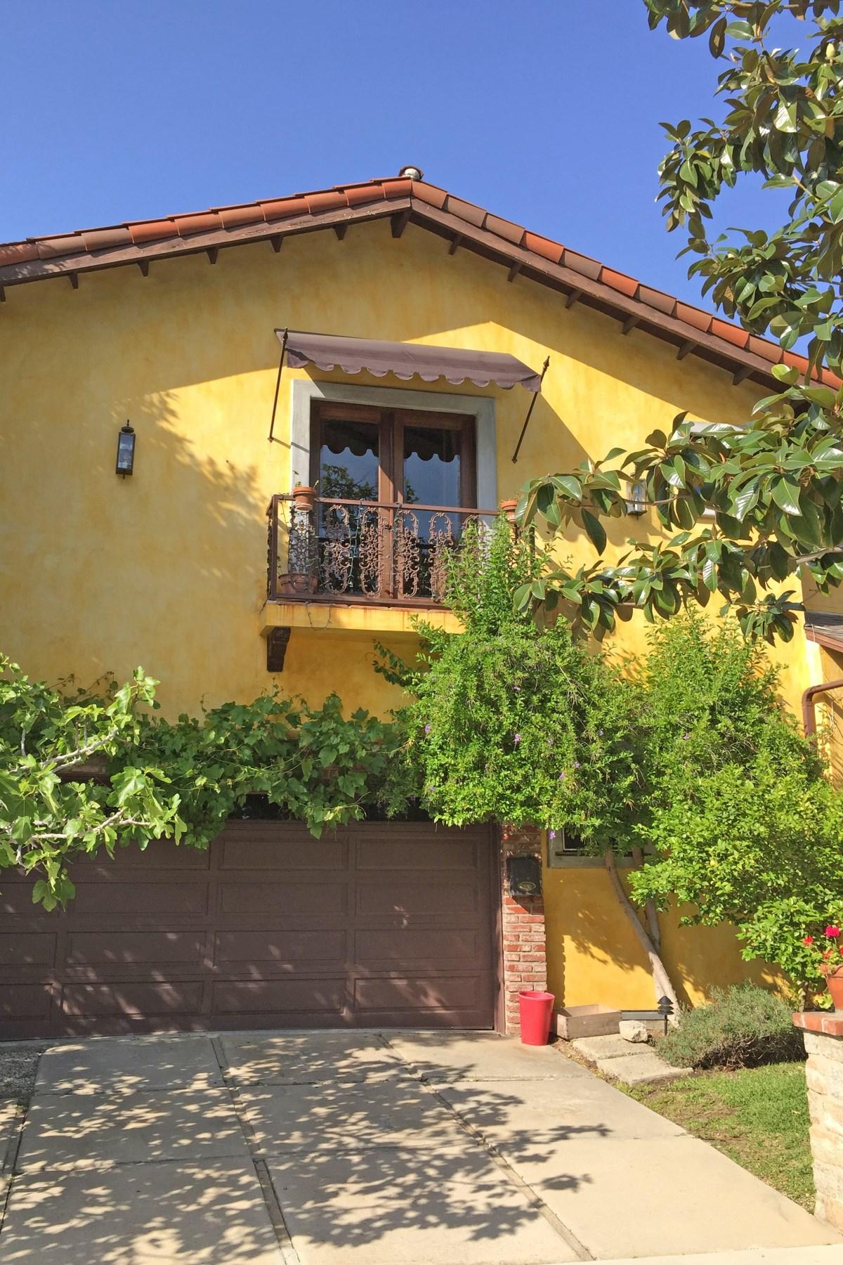 rentals property at Studio in the Cheviot Hills