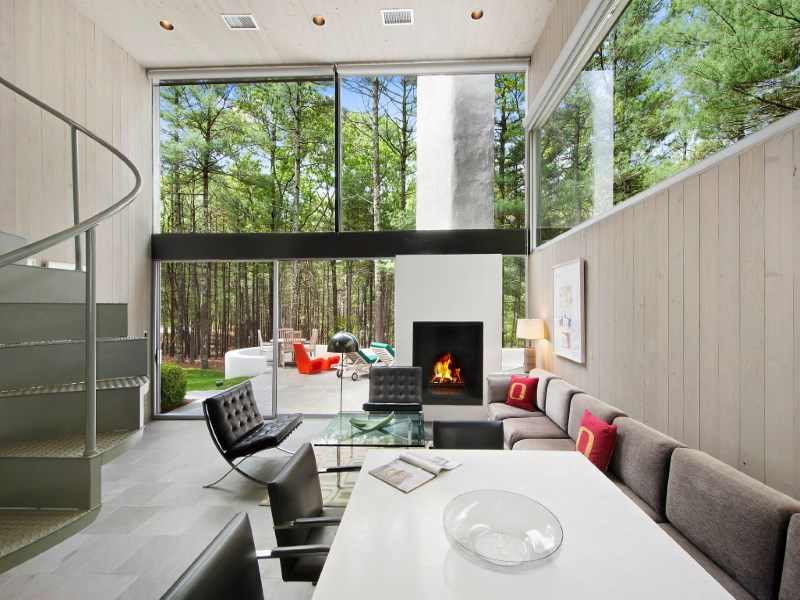Property For Sale at Charles Gwathmey's Sedacca House