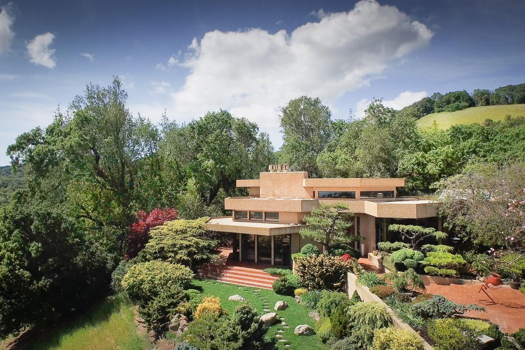 独户住宅 为 销售 在 Sonoma Garden Estate 6150 Grove St 索诺玛, 加利福尼亚州, 95476 美国