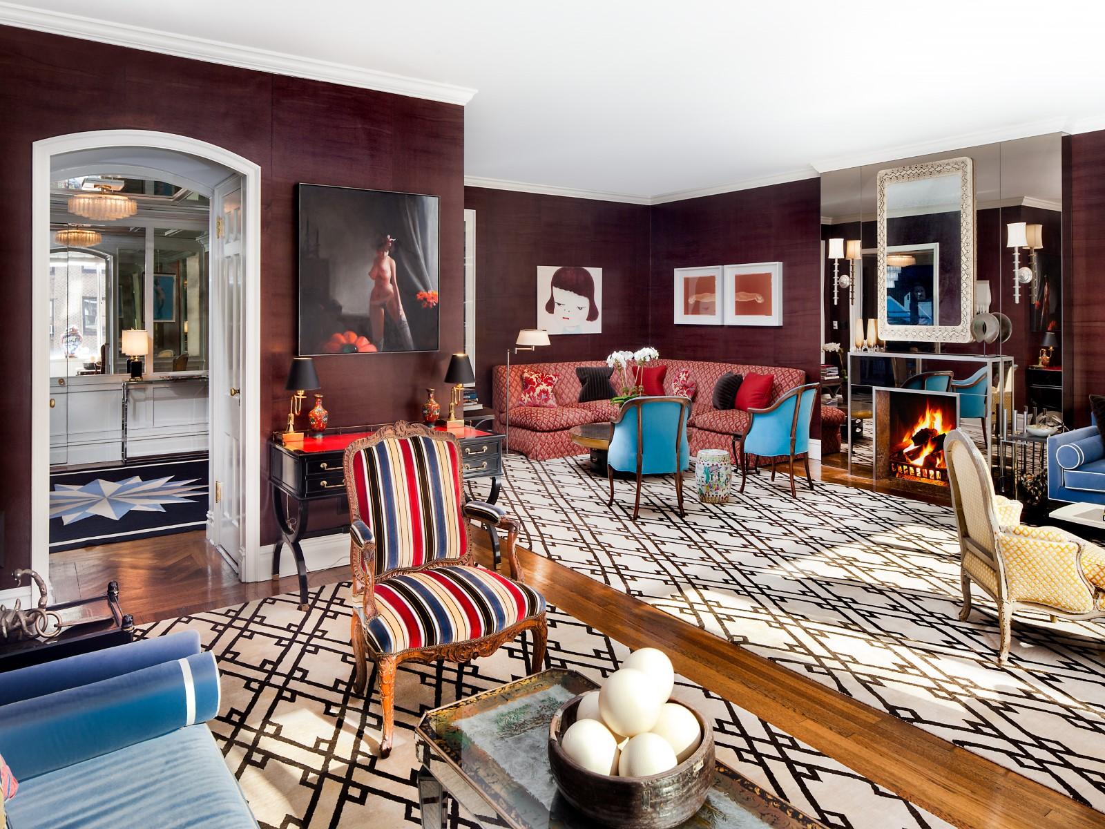 """合作公寓 为 销售 在 Renovated Pre-War """"9"""" in Sutton Place 333 East 57th Street Apt 10a Sutton Place, New York, 纽约州 10022 美国"""