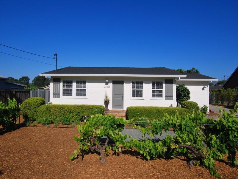 Landgut / Bauernhof / Plantage für Verkauf beim Sonoma Sophisticate 20535 Palmer Ave Sonoma, Kalifornien 95476 Vereinigte Staaten