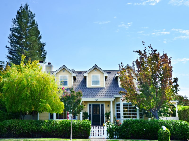 Single Family Home for Sale at Eastside Gem 720 Appleton Way Sonoma, California 95476 United States