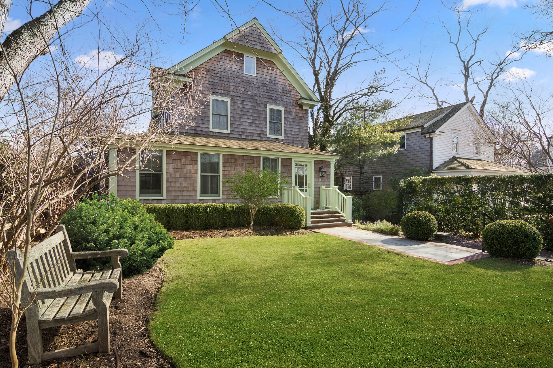 Single Family Home for Sale at Classic High Street 34 High Street Sag Harbor Village, Sag Harbor, New York, 11963 United States