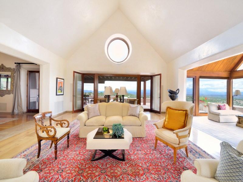 Villa per Vendita alle ore 411 Tano Road Northwest Of City Limits, Santa Fe, Nuovo Messico 87501 Stati Uniti