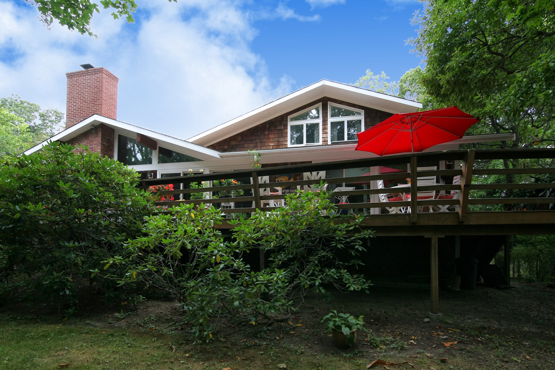 sales property at Contemporary Home in Woods Hole