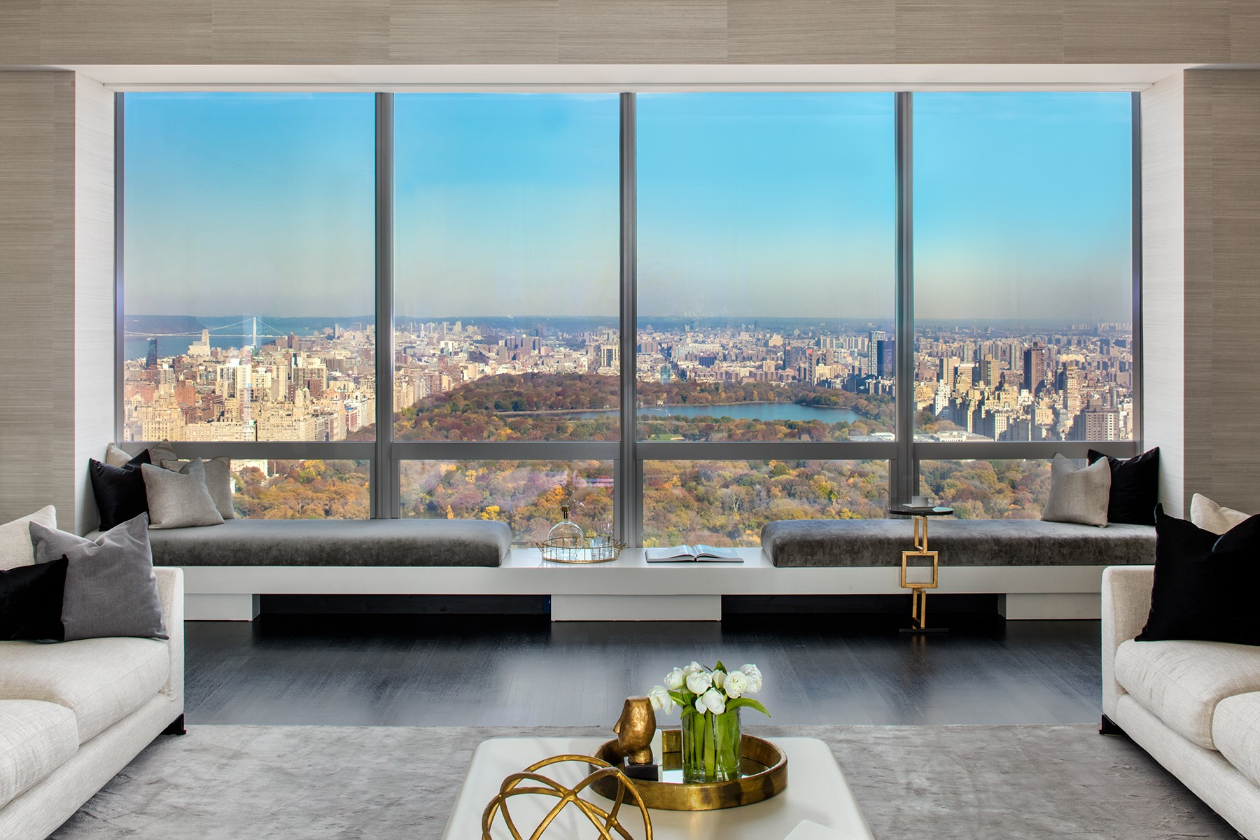 Condominium for Sale at 157 West 57th Street 157 West 57th Street Apt 61B New York, New York, 10022 United States