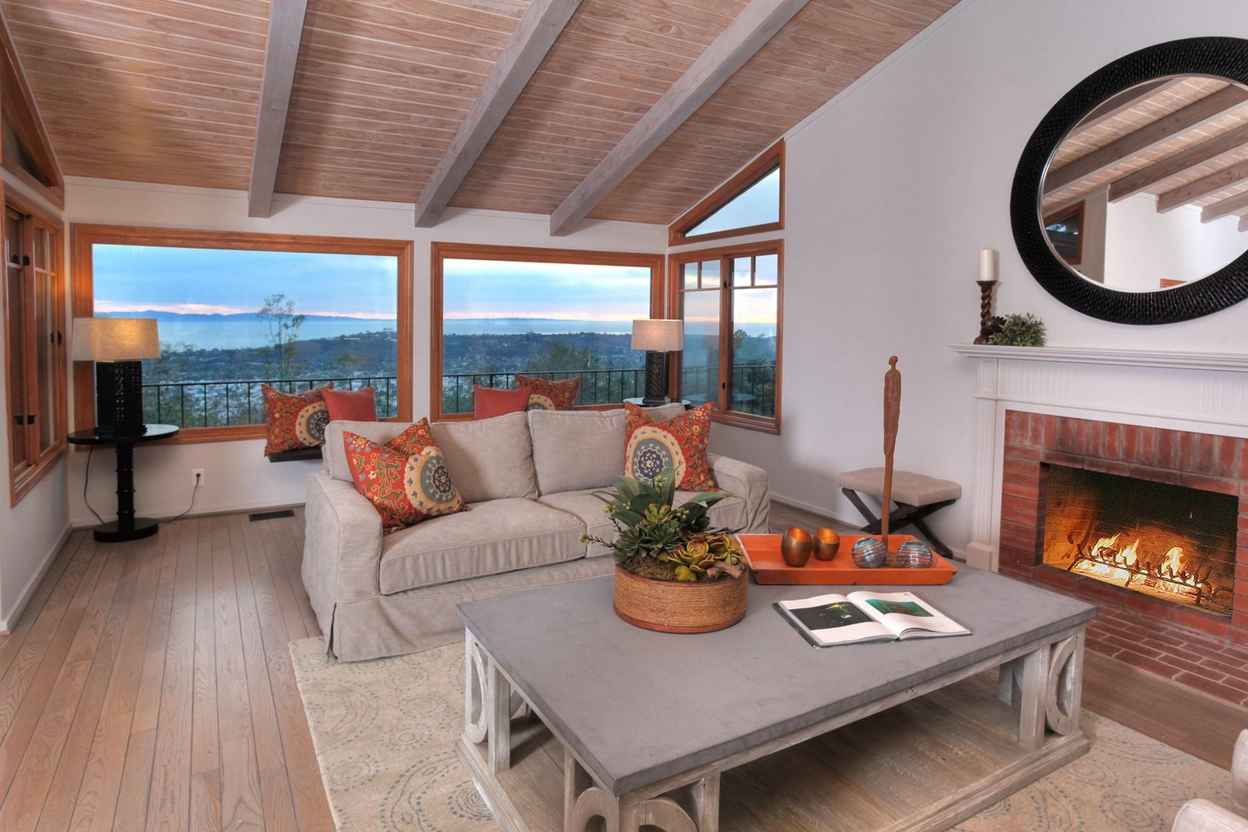 Einfamilienhaus für Verkauf beim Forever Views Santa Barbara, Kalifornien, 93103 Vereinigte Staaten