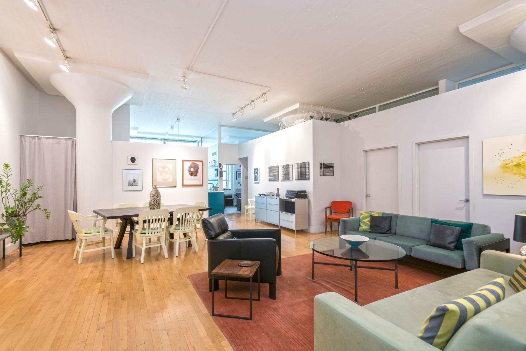共管物業 為 出售 在 195 Hudson Street, Apt. 2B 195 Hudson Street Apt 2b Tribeca, New York, 紐約州 10013 美國