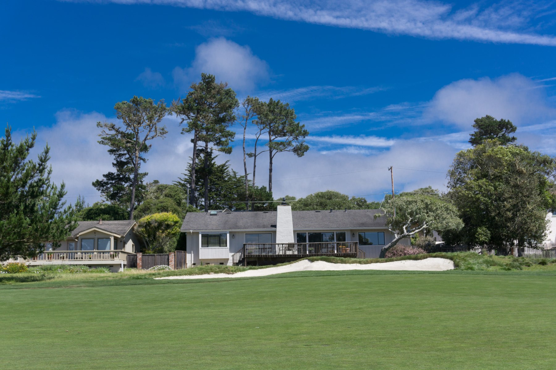 Single Family Home for Sale at Pebble Beach Golf Get-Away 1020 San Carlos Road Pebble Beach, California, 93953 United States