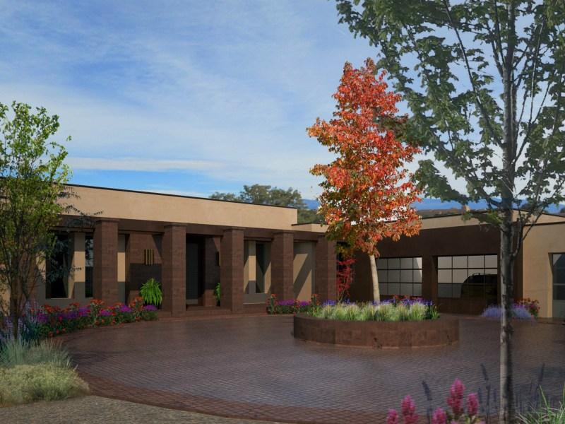Maison unifamiliale pour l Vente à 16 Amberwood Loop Las Campanas & Los Santeros, Santa Fe, New Mexico 87506 États-Unis