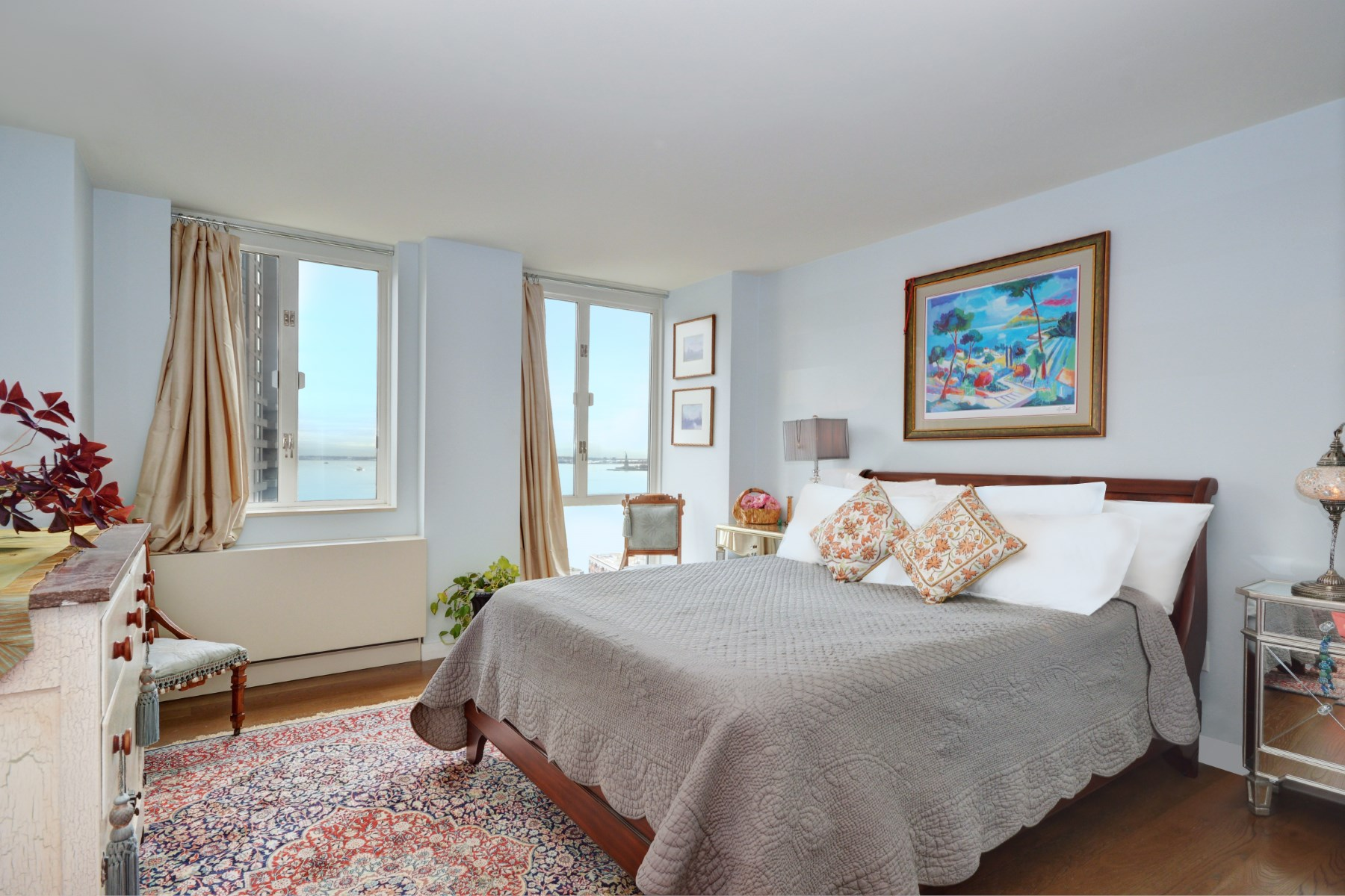 Condominium for Sale at 225 Rector Place, PH2C 225 Rector Place Apt Ph2c New York, New York 10280 United States