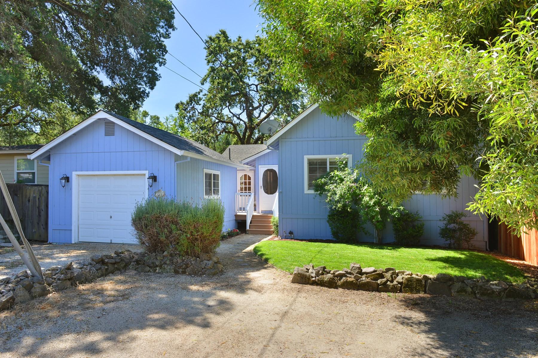 Single Family Home for Sale at Mountain Avenue Gem 210 Mountain Ave Sonoma, California, 95476 United States