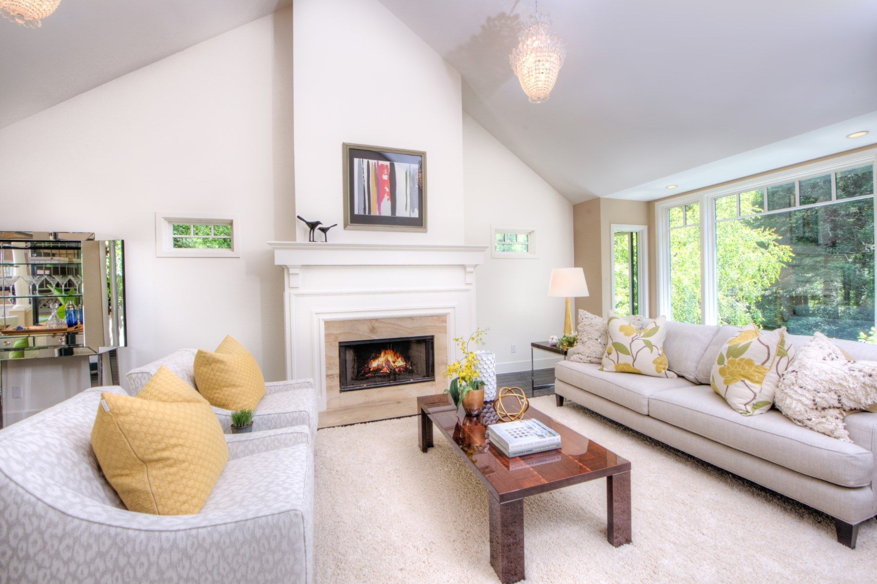 Single Family Home for Sale at Cascade Canyon Craftsman 20 Wainwright Pl Mill Valley, California, 94941 United States