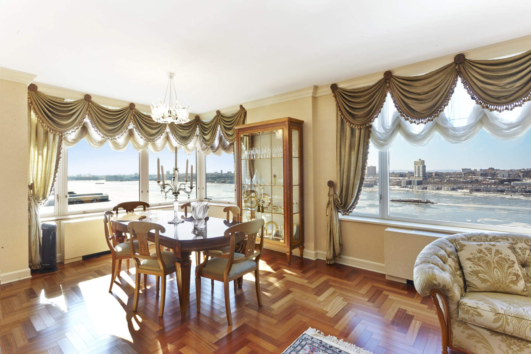 Condominium for Sale at Watch the Boats Sail By 220 Riverside Blvd Apt 23h Upper West Side, New York, New York 10069 United States