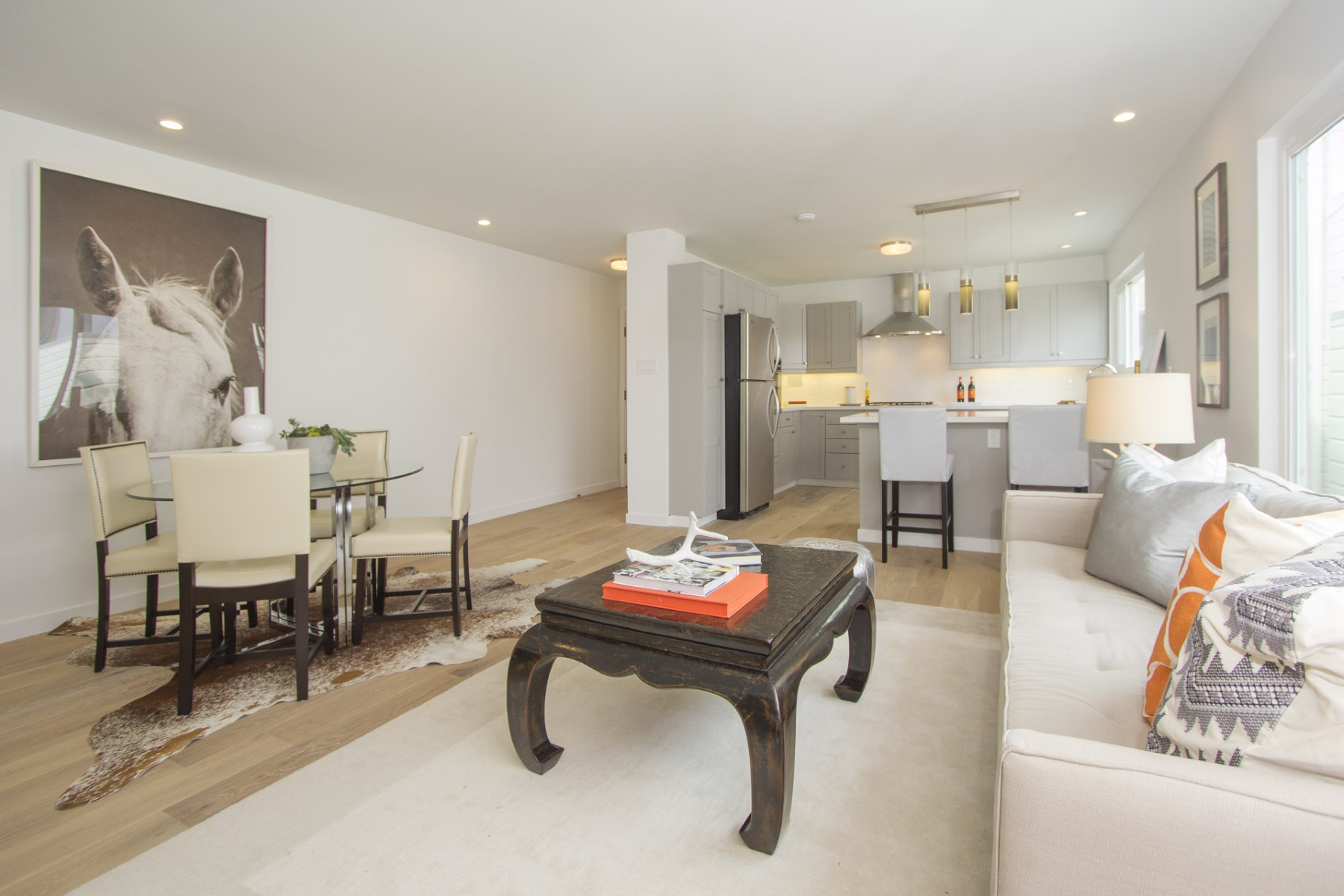 Condominium for Sale at Top Floor Modern Remodel Condo 1541 Filbert St Apt 5 Cow Hollow, San Francisco, California, 94123 United States