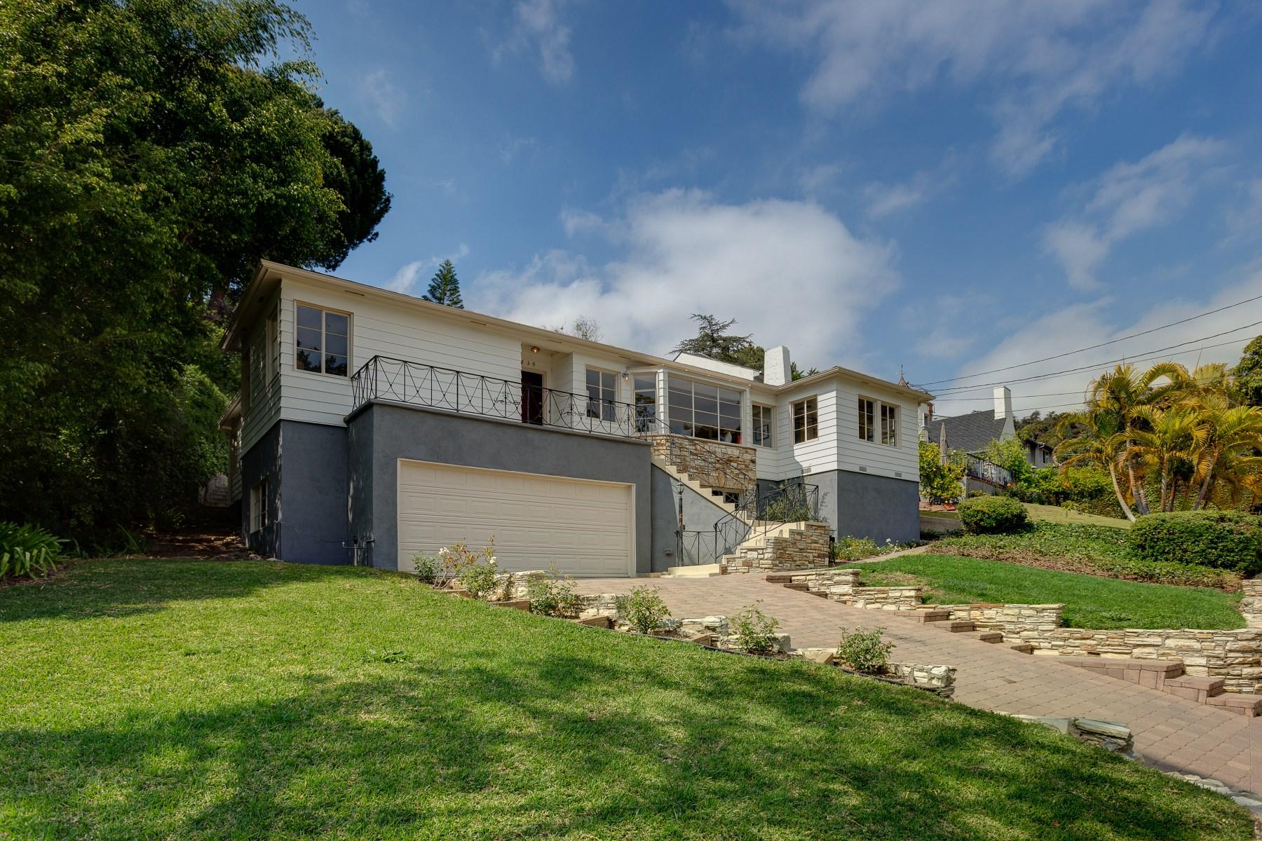 Villa per Vendita alle ore 4239 Dundee Drive Los Feliz, Los Angeles, California, 90027 Stati Uniti