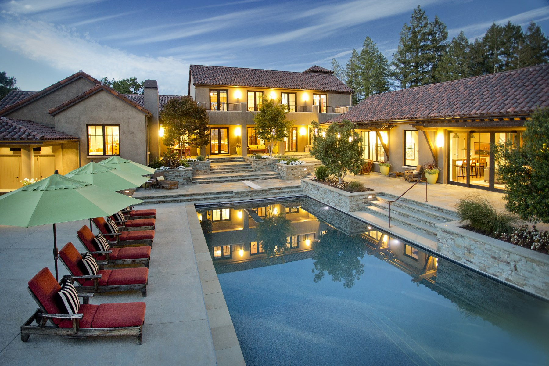sales property at Unparalleled Wine Country Elegance