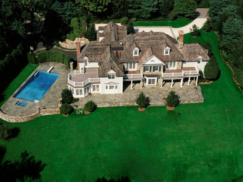 Einfamilienhaus für Verkauf beim Privacy in Mid-Country Mid-Country, Greenwich, Connecticut 06830 Vereinigte Staaten
