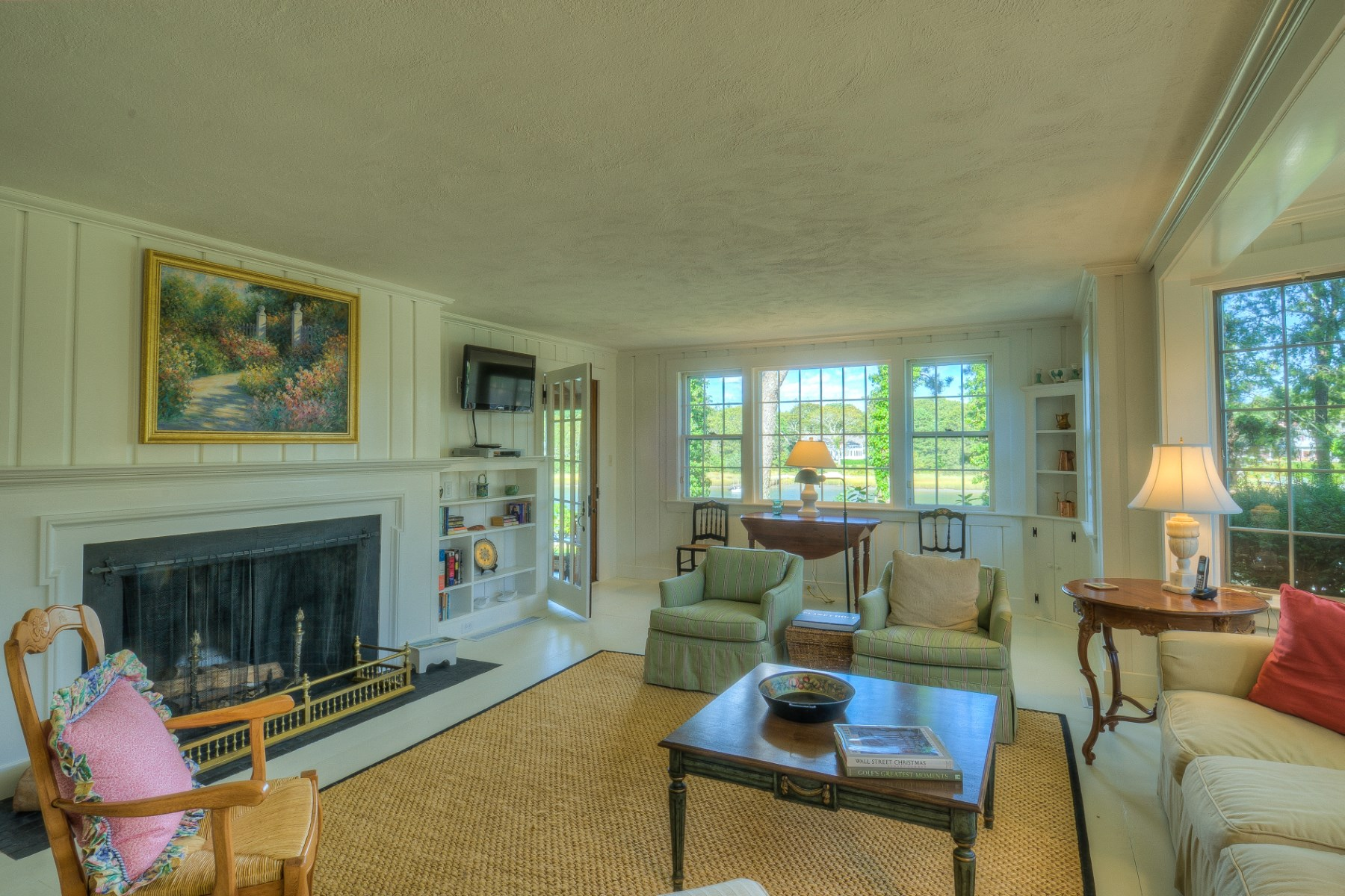 Property Of Osterville Waterfront with Dock