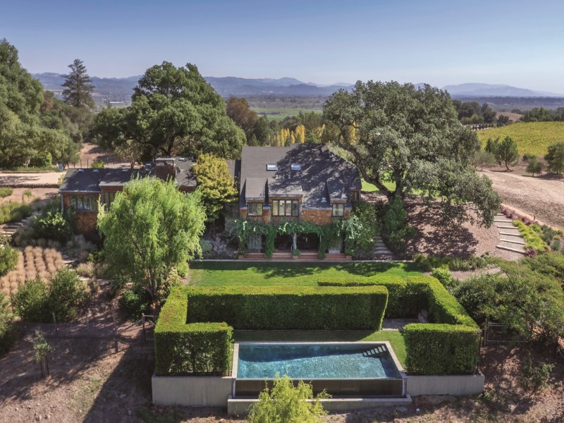 Property For Sale at Captivating Healdsburg Estate