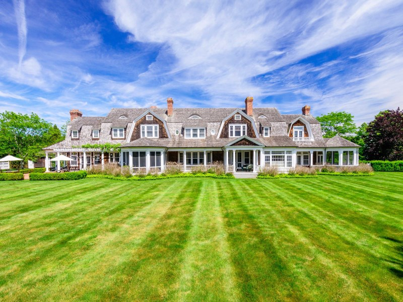 Single Family Home for Rent at Premiere Southampton Estate Rental 385 Great Plains Rd Southampton, New York 11968 United States
