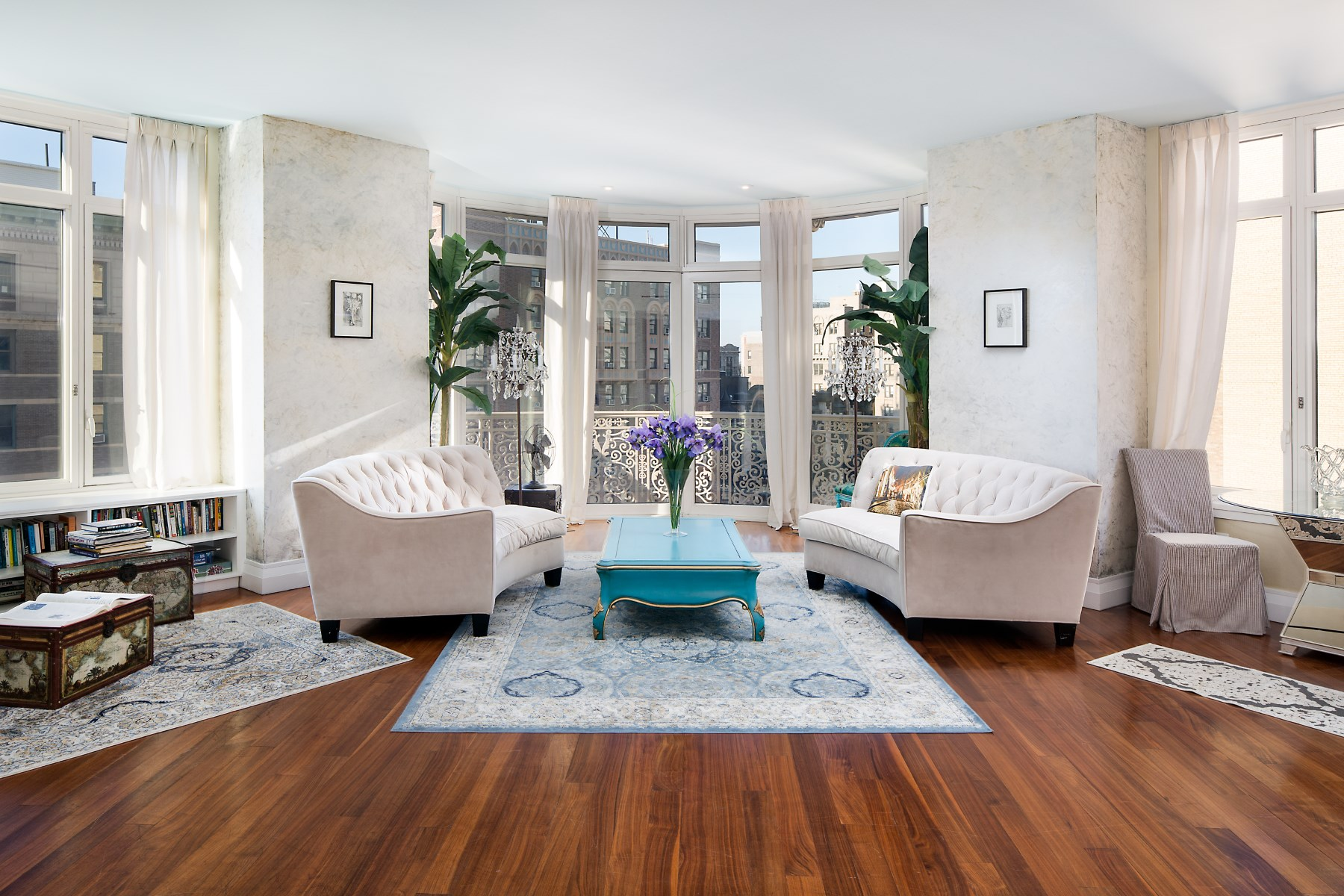 Condominium for Sale at The Laureate, Apt 12A 2150 Broadway Apt 12a Upper West Side, New York, New York 10023 United States