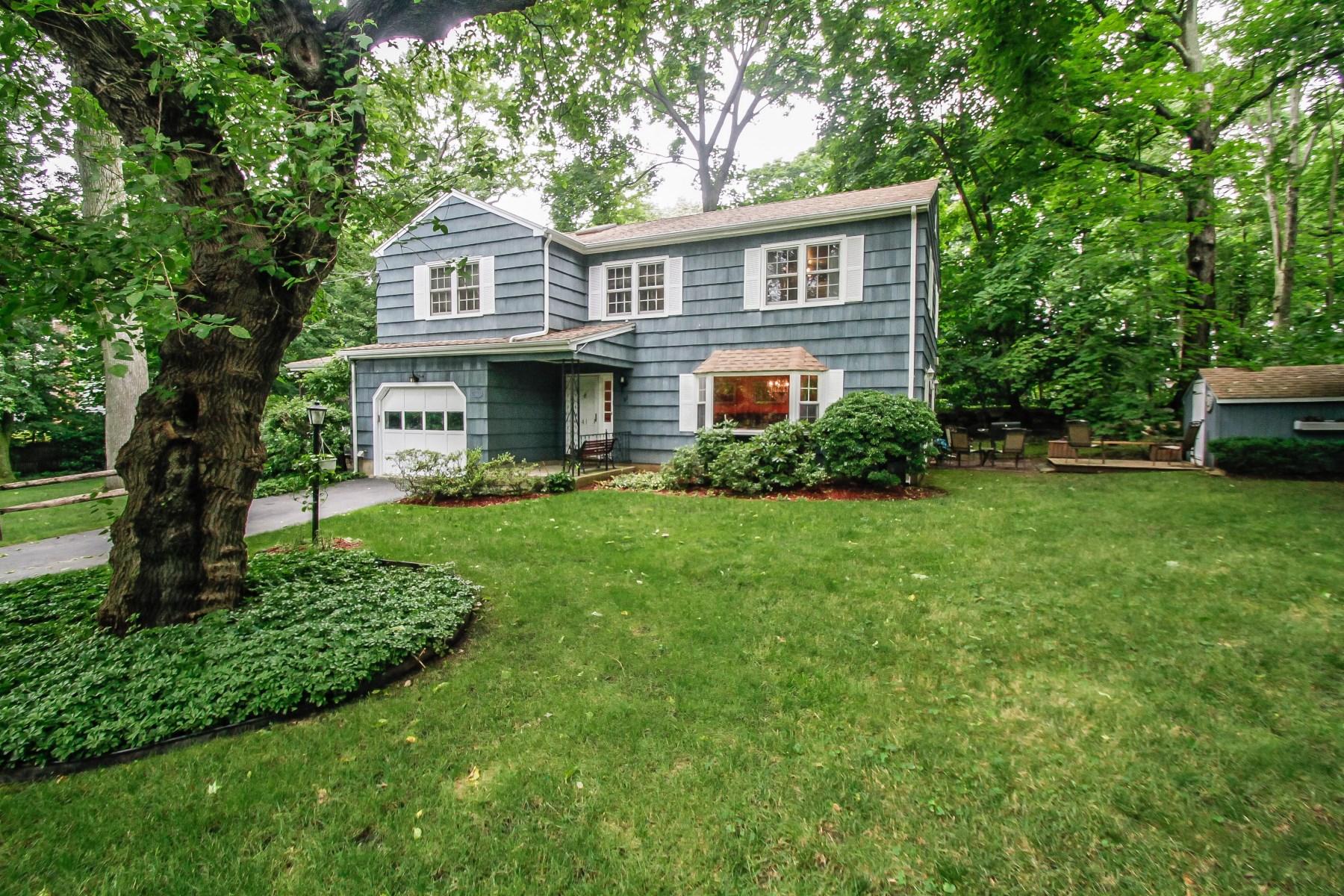 Maison unifamiliale pour l Vente à Riverside Gem 41 Leonard Avenue Riverside, Connecticut 06878 États-Unis