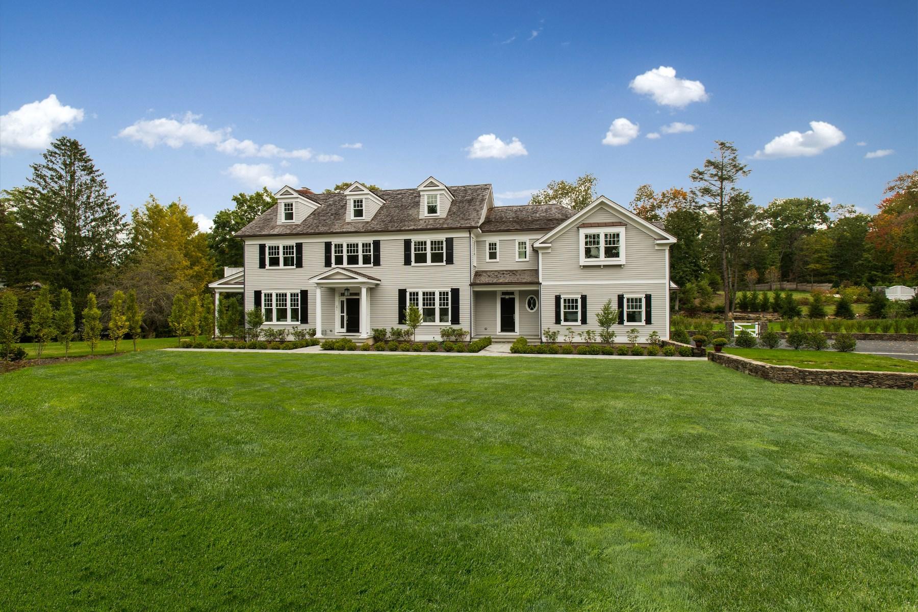 Nhà ở một gia đình vì Bán tại 291 Stanwich Road Mid-Country, Greenwich, Connecticut, 06830 Hoa Kỳ