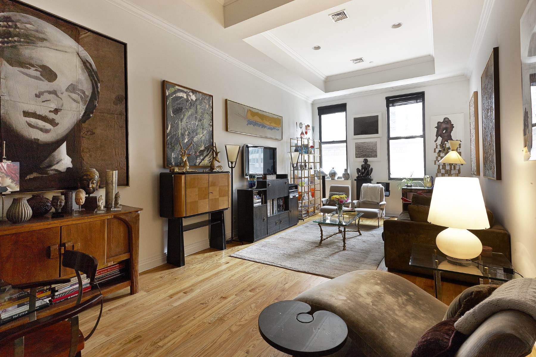 Property For Sale at TriBeCa Loft Condo - 25 Murray Street