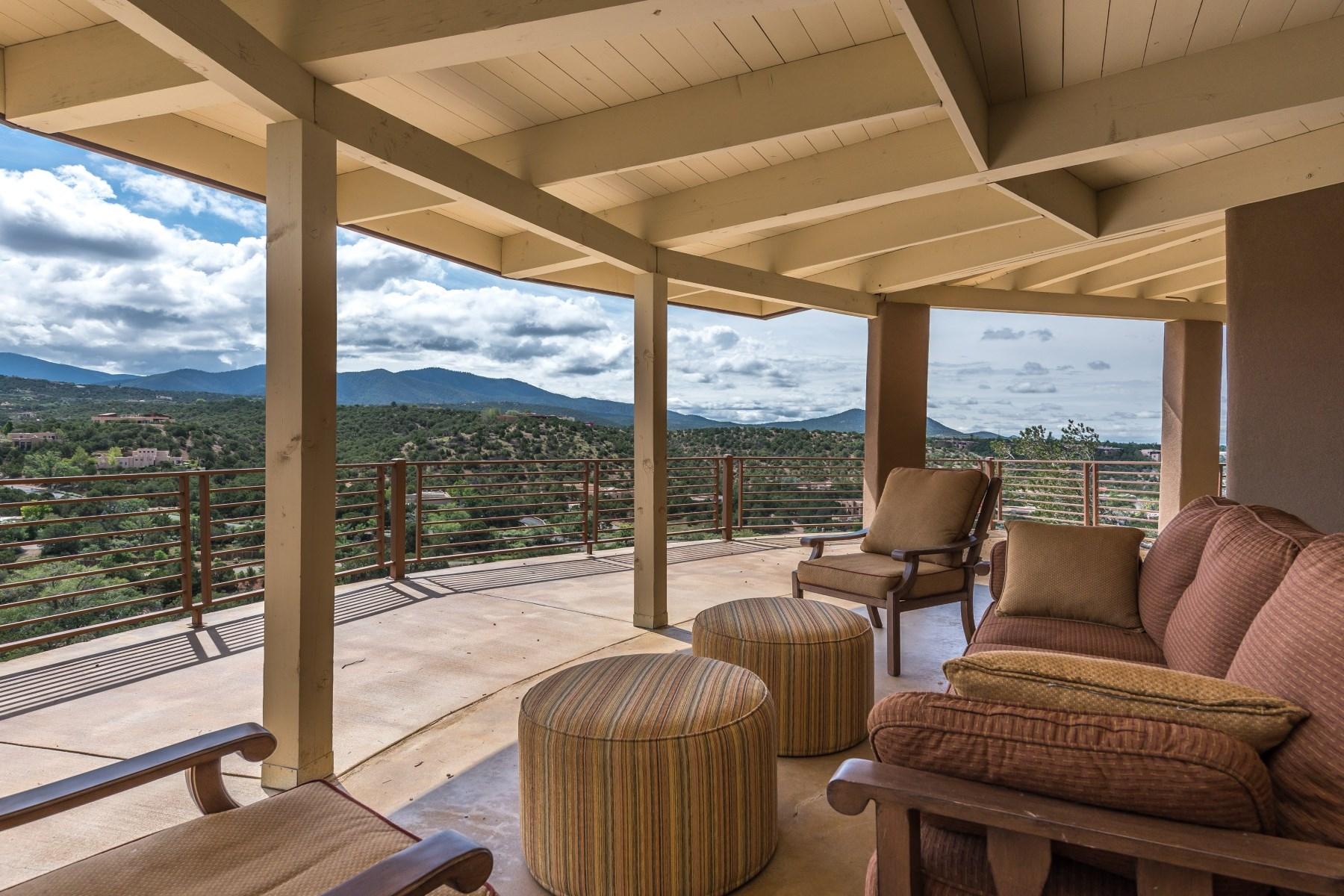 Maison unifamiliale pour l Vente à 1000 Hillcrest Santa Fe City Northeast, Santa Fe, New Mexico 87501 États-Unis