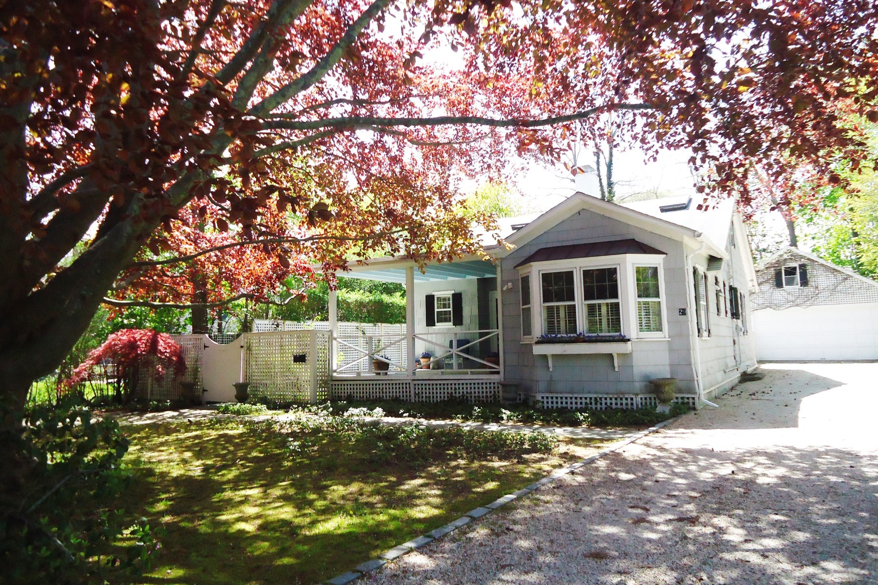 Single Family Home for Sale at Traditional Tranquil and Timeless 29 Corrigan Street Southampton, New York, 11968 United States