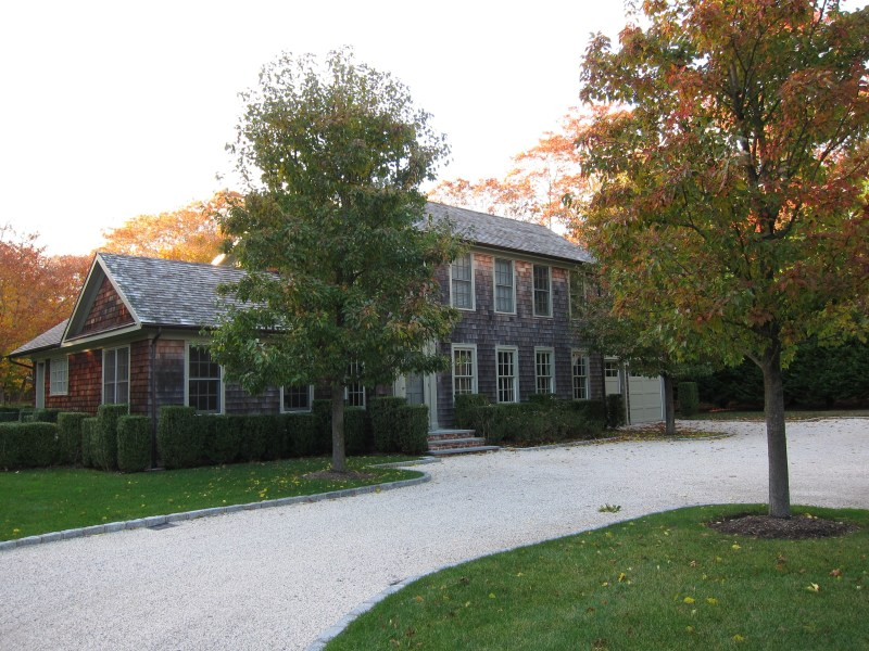 Single Family Home for Rent at Water Mill Perfection Water Mill, New York 11976 United States