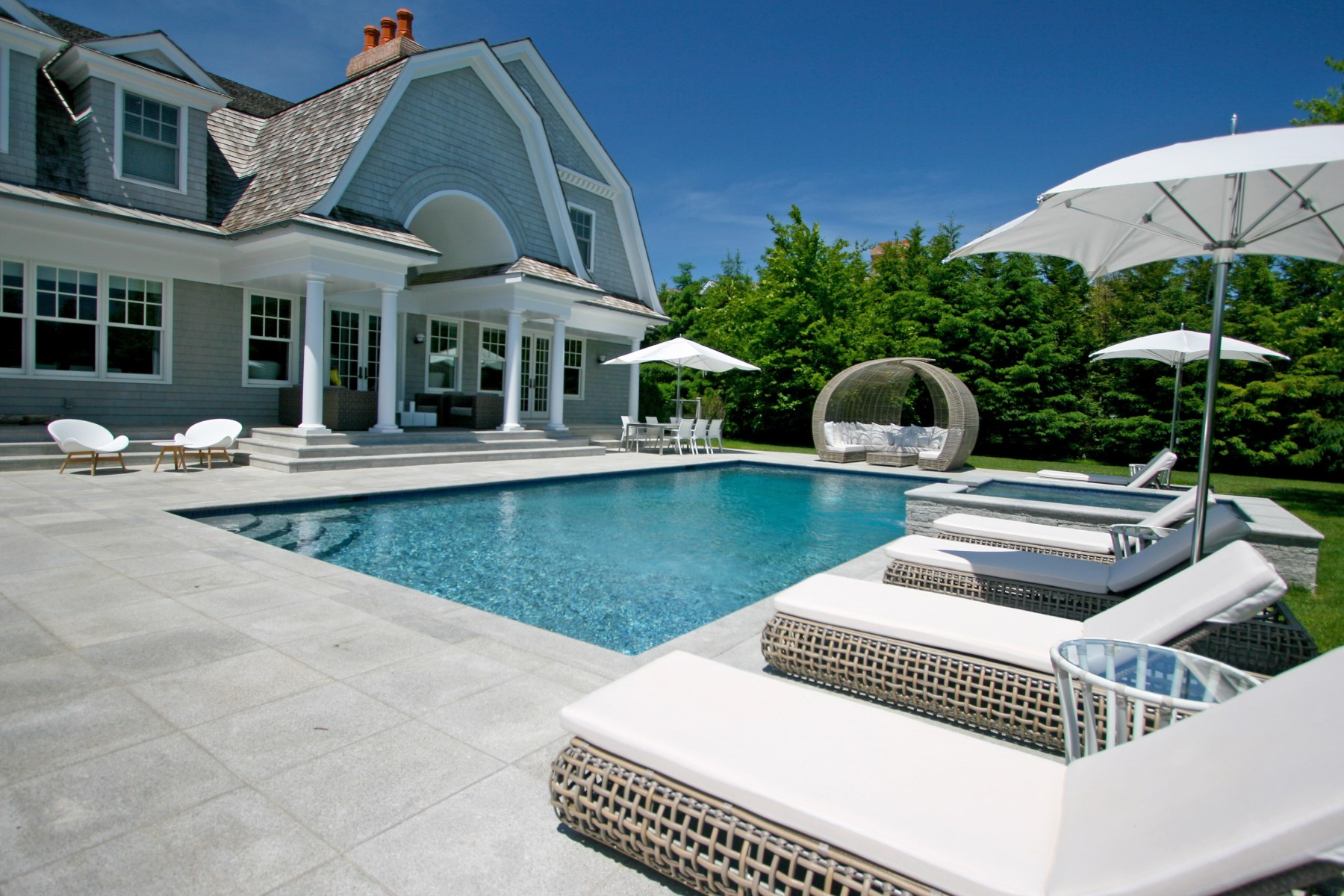 rentals property at Beautiful Bridgehampton Traditional