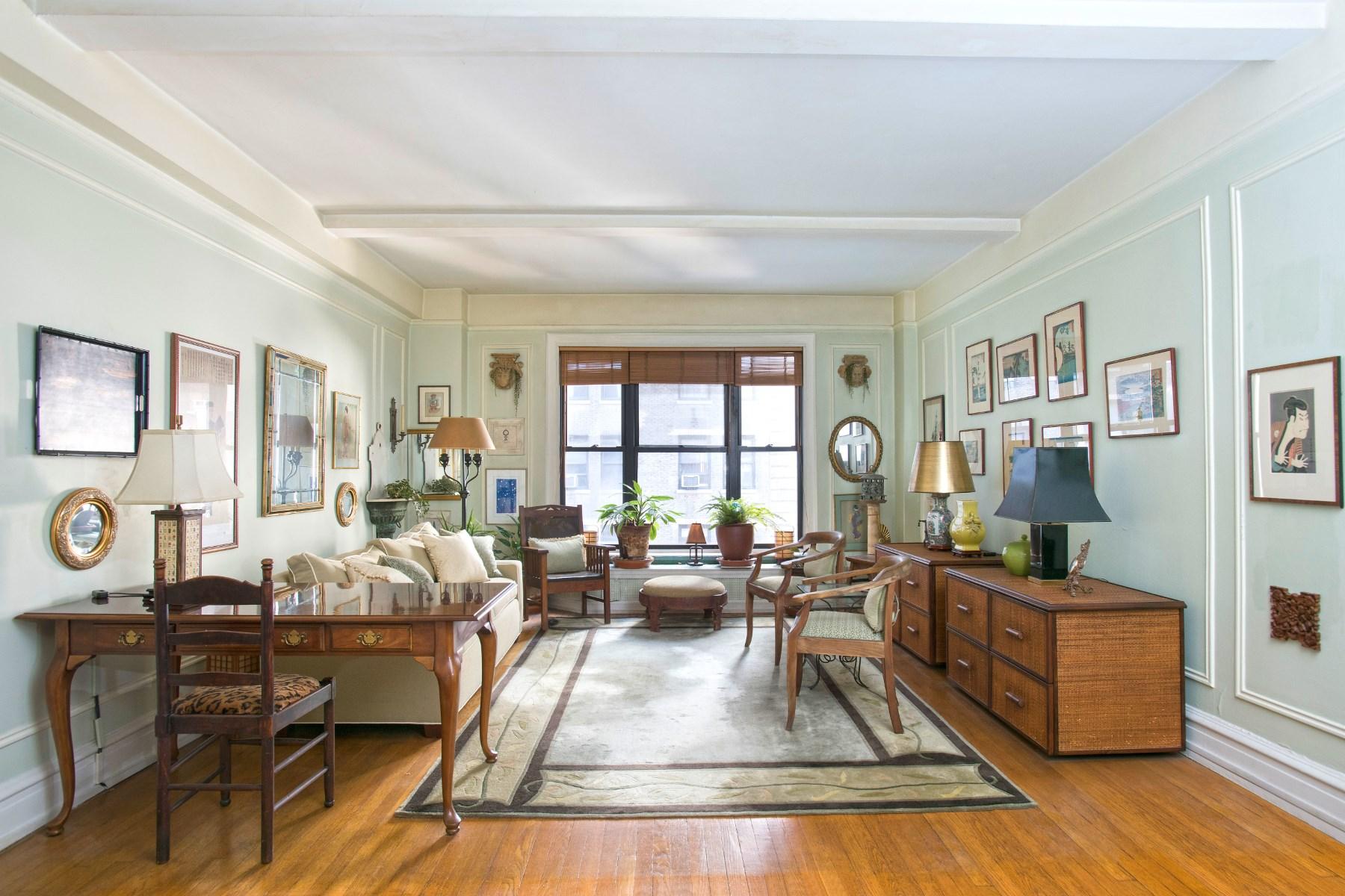 Кооперативная квартира для того Продажа на 150 West 55th Street 150 West 55th Street Apt 6a New York, Нью-Йорк, 10019 Соединенные Штаты