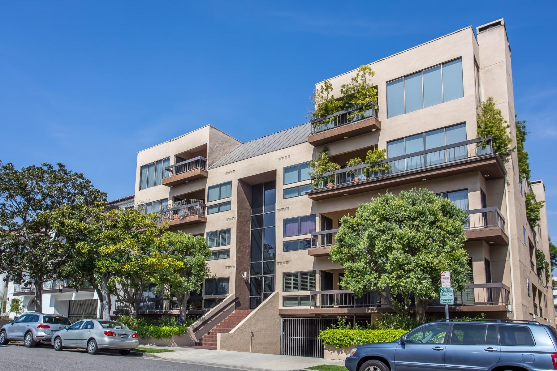 Condominium for Sale at Beautiful Condo in Westwood Area 1870 Kelton Avenue #103 Los Angeles, California, 90025 United States