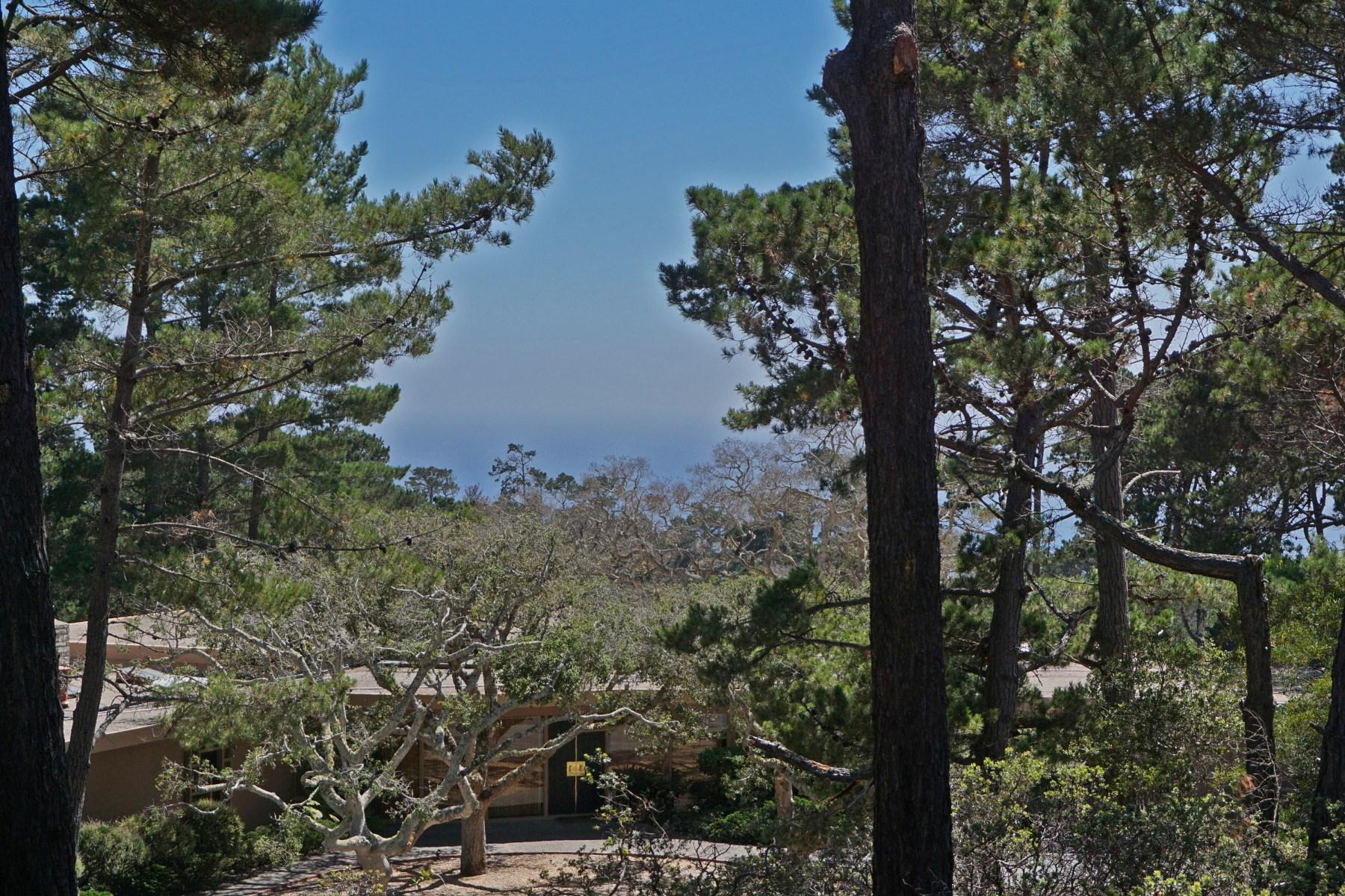 Terreno por un Venta en Pebble Beach Estate Site 1634 Sonado Road Pebble Beach, California, 93953 Estados Unidos