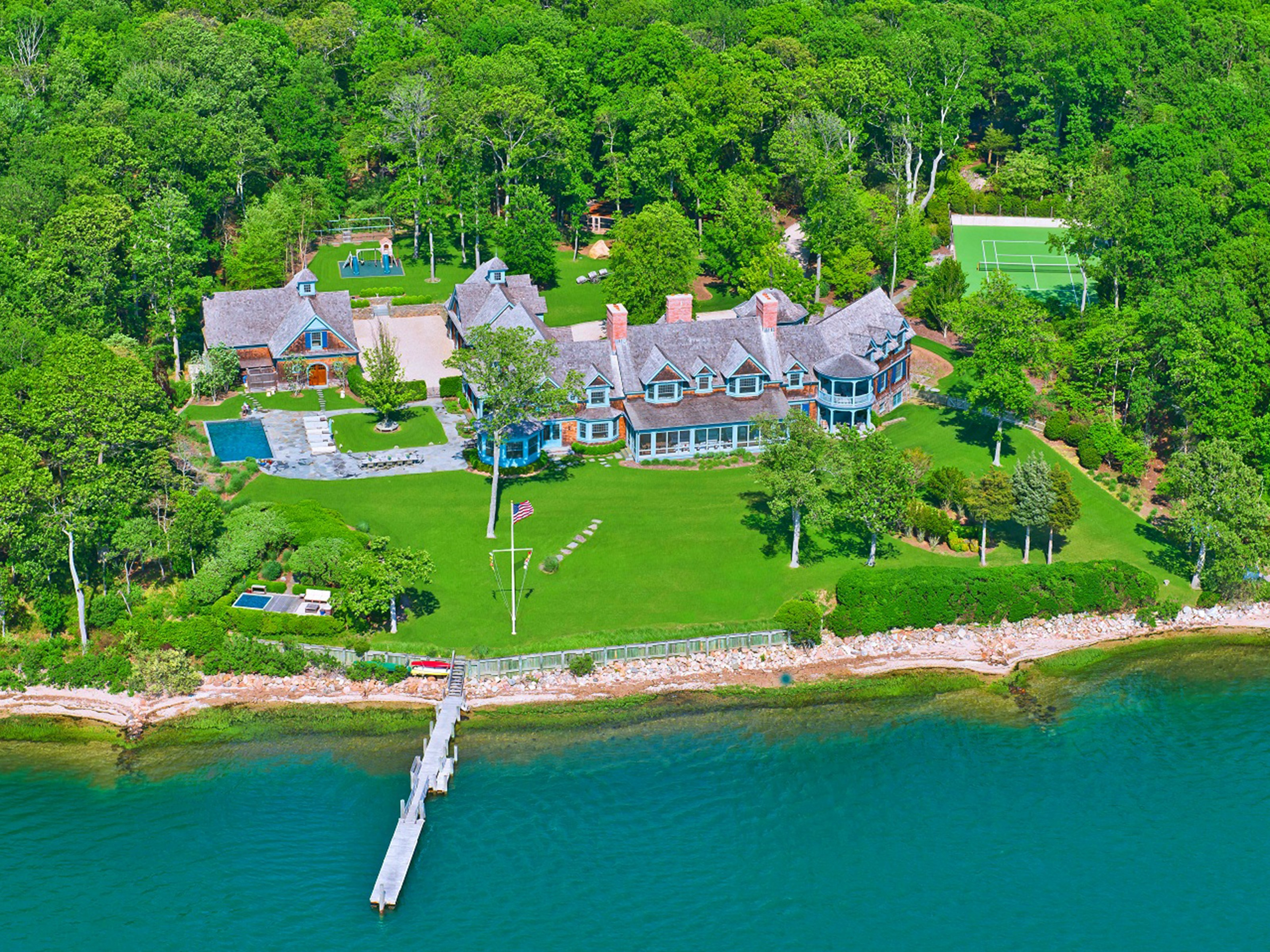 Property Of Shelter Island's Waterfront Jewel