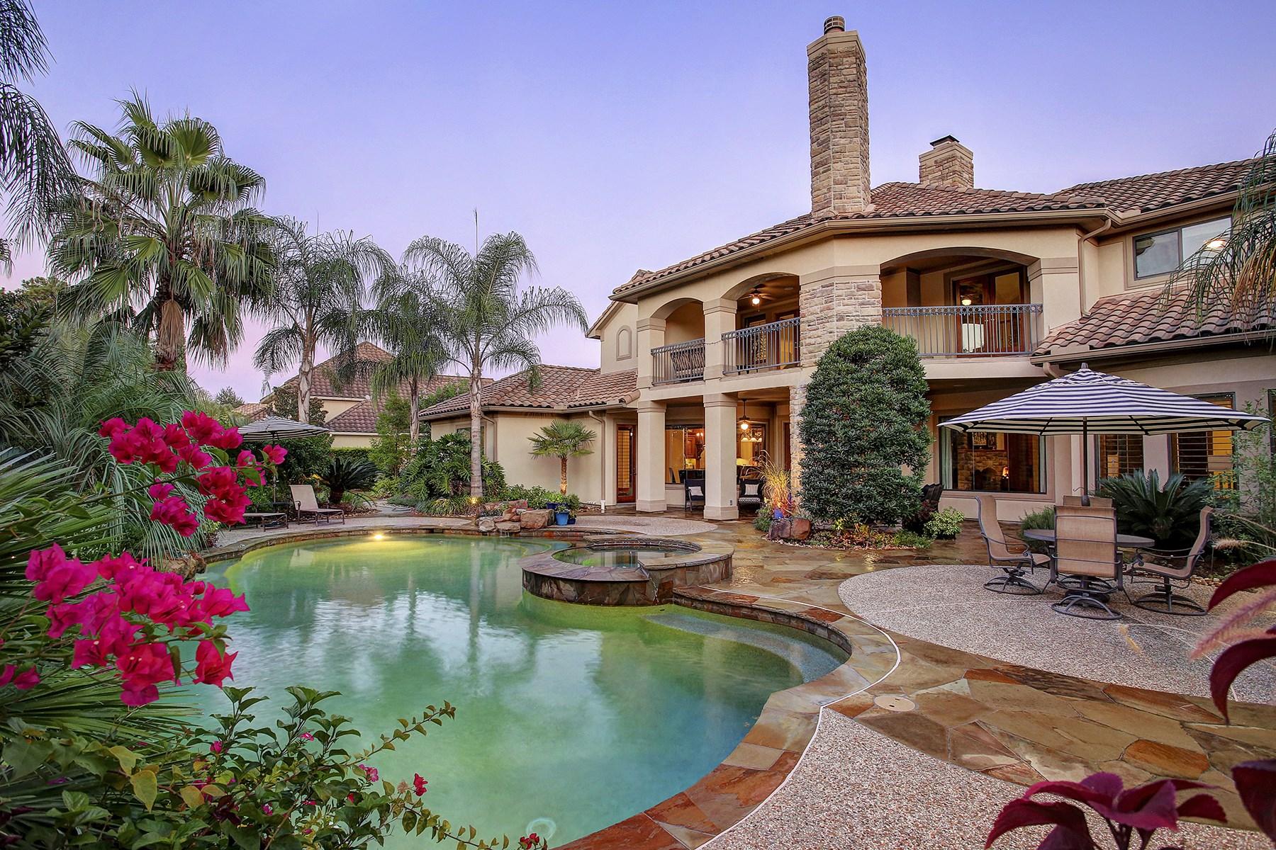 Einfamilienhaus für Verkauf beim 110 Lake Sterling Gate Drive Spring, Texas 77379 Vereinigte Staaten