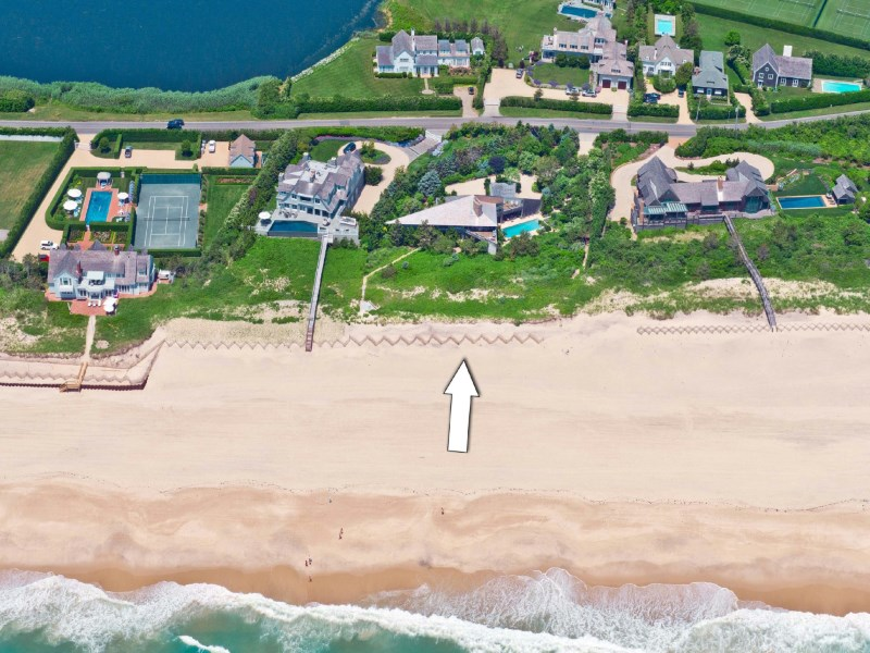 Property For Sale at Oceanfront Southampton