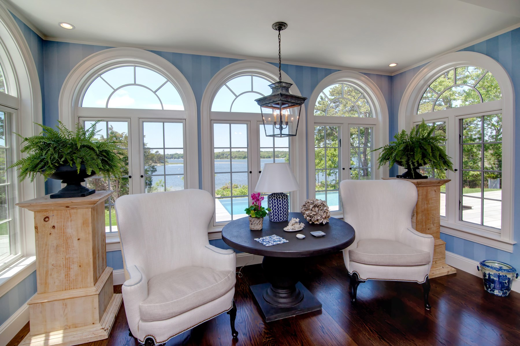 Property Of Oyster Harbors Waterfront Estate