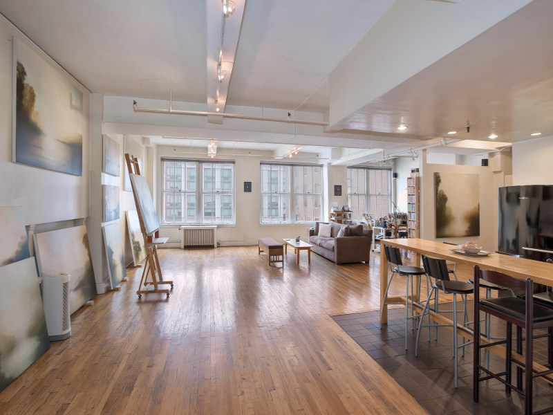Cooperativa para Venda às Raw Loft Deal in NoMad 11 West 30th Street Apt 6r New York, Nova York 10001 Estados Unidos